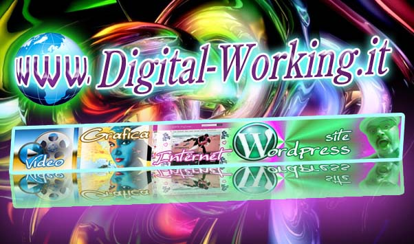 Digital-working
